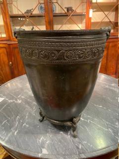 J Chiurazzi Fils Neoclassical grand tour bronze vessel by J Chiurazzi Fils - 1387391