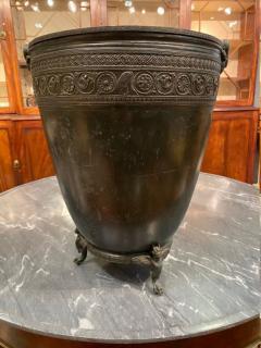 J Chiurazzi Fils Neoclassical grand tour bronze vessel by J Chiurazzi Fils - 1387392
