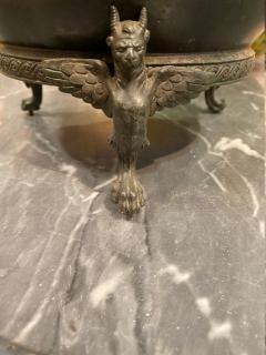 J Chiurazzi Fils Neoclassical grand tour bronze vessel by J Chiurazzi Fils - 1387398