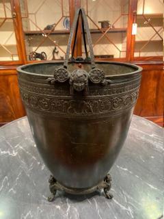 J Chiurazzi Fils Neoclassical grand tour bronze vessel by J Chiurazzi Fils - 1387400