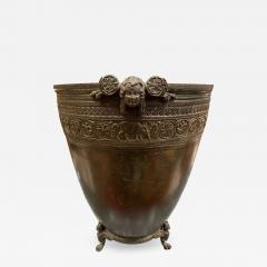 J Chiurazzi Fils Neoclassical grand tour bronze vessel by J Chiurazzi Fils - 1388345