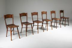 J J Kohn JJ Kohn dining chairs Austria 1900 - 1638210