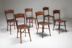 J J Kohn JJ Kohn dining chairs Austria 1900 - 1638211