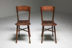 J J Kohn JJ Kohn dining chairs Austria 1900 - 1638214