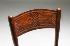 J J Kohn JJ Kohn dining chairs Austria 1900 - 1638220