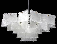 J T Kalmar Kalmar Lighting 1 of 2 Rare Ballroom Chandeliers by Kalmar Austria 1950s - 1548771