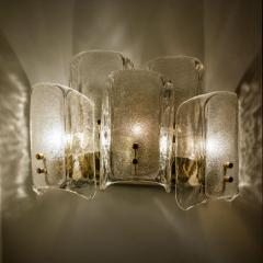 J T Kalmar Kalmar Lighting 1 of the 5 XL Massive Glass Wall Lamps Sconces in the Style of Kalmar W - 1336538