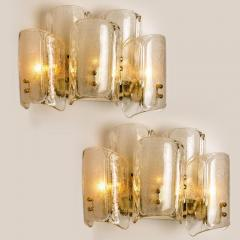 J T Kalmar Kalmar Lighting 1 of the 5 XL Massive Glass Wall Lamps Sconces in the Style of Kalmar W - 1336539