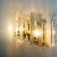 J T Kalmar Kalmar Lighting 1 of the 5 XL Massive Glass Wall Lamps Sconces in the Style of Kalmar W - 1336542