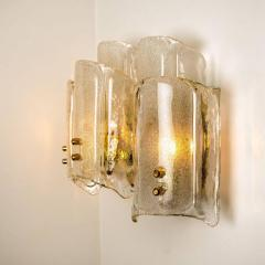 J T Kalmar Kalmar Lighting 1 of the 5 XL Massive Glass Wall Lamps Sconces in the Style of Kalmar W - 1336546