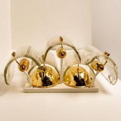 J T Kalmar Kalmar Lighting 1 of the 5 XL Massive Glass Wall Lamps Sconces in the Style of Kalmar W - 1336547
