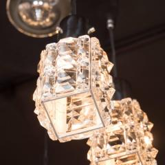 J T Kalmar Kalmar Lighting Mid Century Modern Five Pendant Fixture by J T Kalmar - 1460137