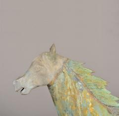 J W Fiske Company LARGE HACKNEY RUNNING HORSE WEATHERVANE - 866531