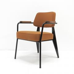 Jean Prouv Re Editions Vitra Fauteuil Direction by Jean Prouv  - 1069310