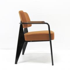 Jean Prouv Re Editions Vitra Fauteuil Direction by Jean Prouv  - 1069312