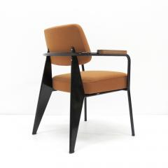 Jean Prouv Re Editions Vitra Fauteuil Direction by Jean Prouv  - 1069313