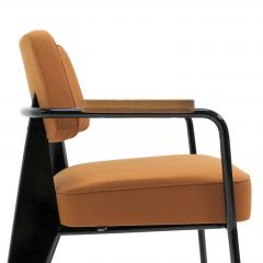 Jean Prouv Re Editions Vitra Fauteuil Direction by Jean Prouv  - 1069315
