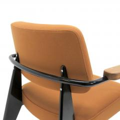 Jean Prouv Re Editions Vitra Fauteuil Direction by Jean Prouv  - 1069316