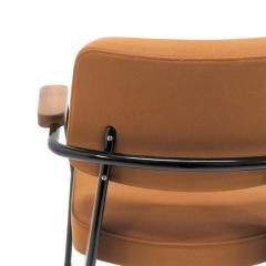 Jean Prouv Re Editions Vitra Fauteuil Direction by Jean Prouv  - 1069317