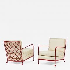 Jean Roy re Re Edition CROISILLON armchair by Jean Roy re - 1140607