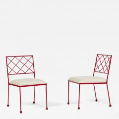 Jean Roy re Re Edition CROISILLON side chair by Jean Roy re - 1140606
