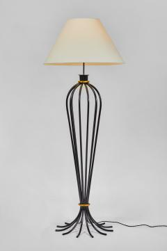 Jean Roy re Re Edition MILLEPATTES floor lamp by Jean Roy re - 1139947