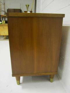 John Widdicomb Co Widdicomb Furniture Co Gorgeous John Widdicomb Asian Influenced Credenza Mid Century Modern - 1877280