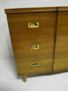 John Widdicomb Co Widdicomb Furniture Co Gorgeous John Widdicomb Asian Influenced Credenza Mid Century Modern - 1877282