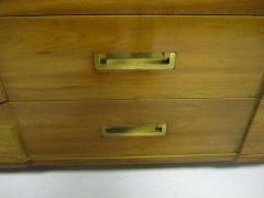 John Widdicomb Co Widdicomb Furniture Co Gorgeous John Widdicomb Asian Influenced Credenza Mid Century Modern - 1877289