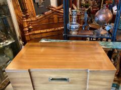 John Widdicomb Co Widdicomb Furniture Co Pair John Widdicomb Mid Century Walnut Chests of Drawers - 1916527