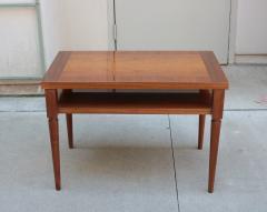John Widdicomb Co Widdicomb Furniture Co Pair of Robsjohn Gibbings End Tables - 1444682