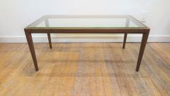 John Widdicomb Co Widdicomb Furniture Co T H Robsjohn Gibbings Walnut Coffee Table - 1916194