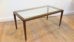 John Widdicomb Co Widdicomb Furniture Co T H Robsjohn Gibbings Walnut Coffee Table - 1916196