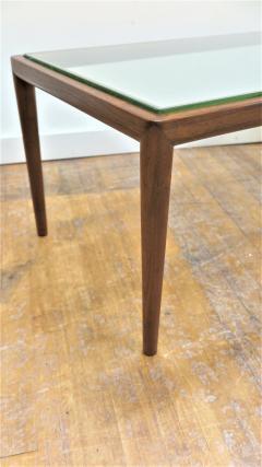 John Widdicomb Co Widdicomb Furniture Co T H Robsjohn Gibbings Walnut Coffee Table - 1916197