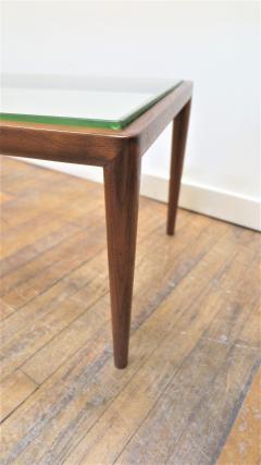 John Widdicomb Co Widdicomb Furniture Co T H Robsjohn Gibbings Walnut Coffee Table - 1916199