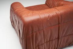 Jonathan De Pas Donato D Urbino Paolo Lomazzi De Pas D urbino and Lomazzi Lounge Chair for Dell Oca Italy 1970s - 1376981