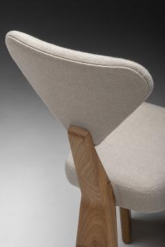 Juliana Lima Vasconcellos Studio Giraffe Dining chair by Juliana Lima Vasconcellos in solid wood - 1927352
