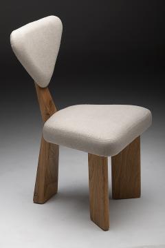 Juliana Lima Vasconcellos Studio Giraffe Dining chair by Juliana Lima Vasconcellos in solid wood - 1927353
