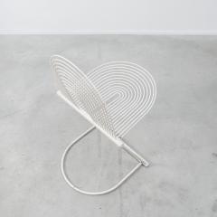 Jutta Herbert Ohl Jutta Herbert Ohl Swing chair Rosenthal L bke Germany 1982 - 799565