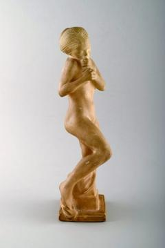 K hler Eve with the apple Figure in earthenware - 1217473