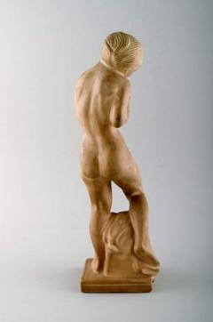 K hler Eve with the apple Figure in earthenware - 1217477