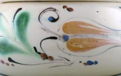 K hler Glazed lidded bowl with handles stoneware - 1346073