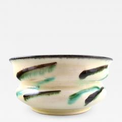 K hler Glazed stoneware bowl vase - 1349338