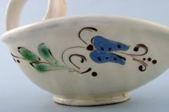 K hler Glazed stoneware jug with handle - 1346104
