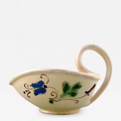 K hler Glazed stoneware jug with handle - 1349321