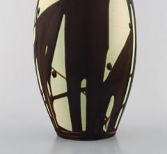 K hler K hler Denmark glazed stoneware vase in modern design - 1217399