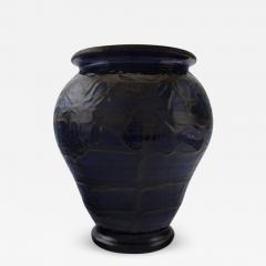 K hler K hler Denmark glazed stoneware vase in modern design - 1218647