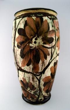 K hler K hler Denmark huge glazed stoneware floor vase in modern design - 1217508