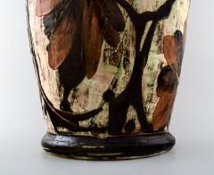 K hler K hler Denmark huge glazed stoneware floor vase in modern design - 1217515