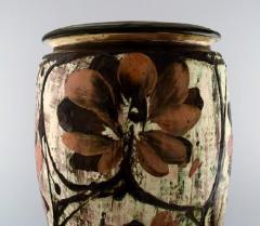 K hler K hler Denmark huge glazed stoneware floor vase in modern design - 1217516